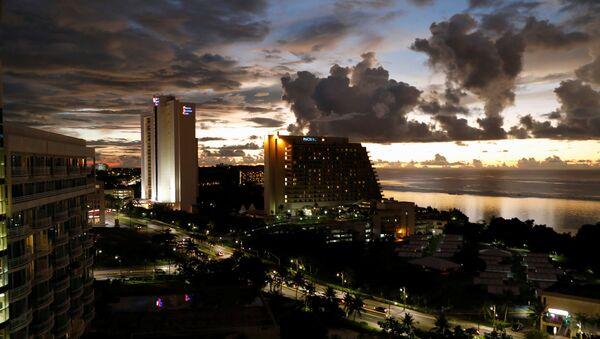 Ile de Guam - Sputnik France