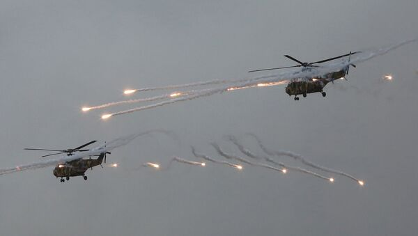 Exercices militaires conjoints américano-sud-coréens (archive photo) - Sputnik France