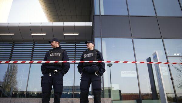 la police aux Pays-Bas - Sputnik France