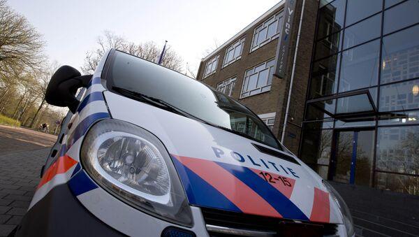 Niederländische Polizei  - Sputnik France