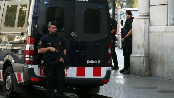 La police de Barcelone - Sputnik France