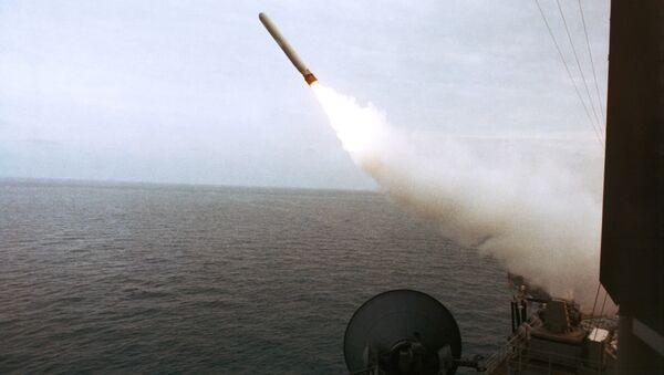 Missile de croisière Tomahawk - Sputnik France