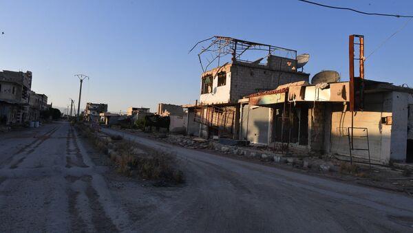 La situación de Guta Oriental en Siria - Sputnik France