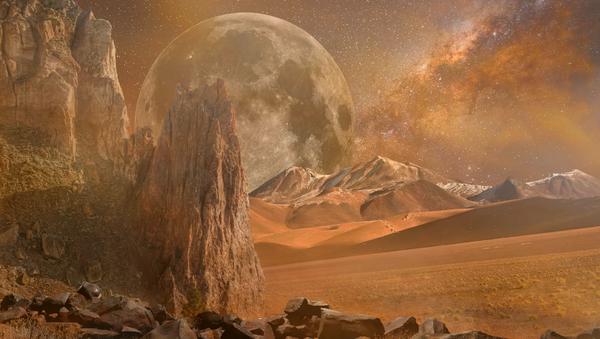 Mars (image d'illustration) - Sputnik France