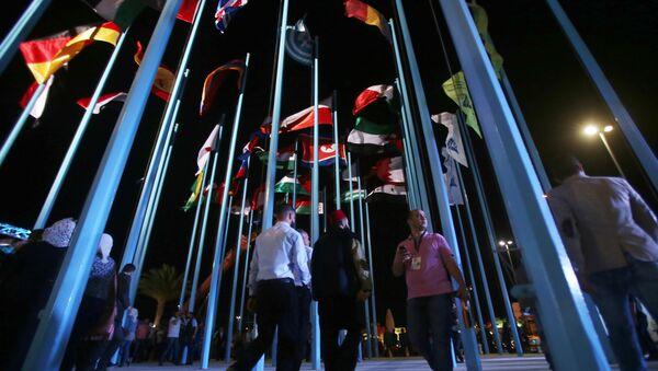 Exposition internationale de Damas - Sputnik France
