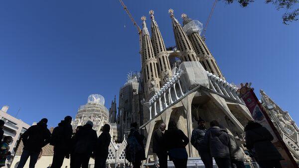 Sagrada Familia - Sputnik France