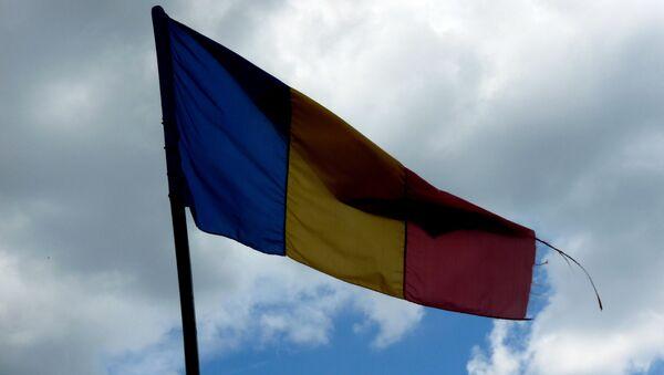 Drapeau roumain - Sputnik France