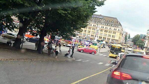 La police à Turku - Sputnik France