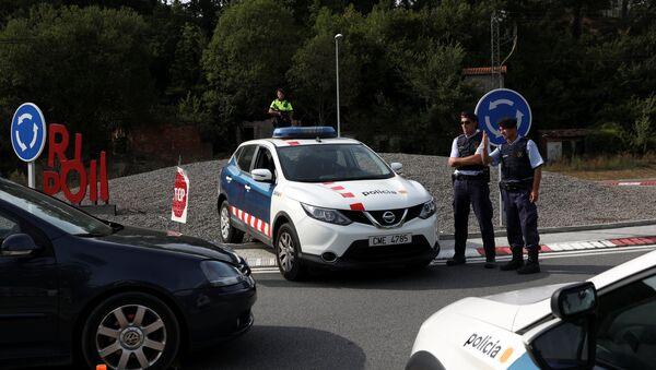 Mossos d'Esquadra, la police catalane - Sputnik France