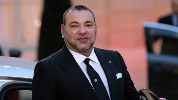 Roi Mohammed VI, archives - Sputnik France