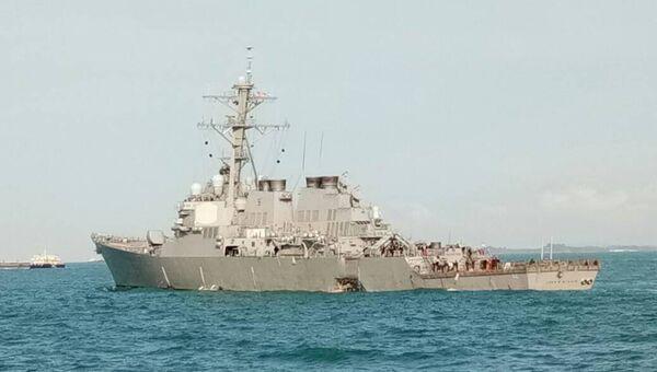 USS John S. McCain - Sputnik France