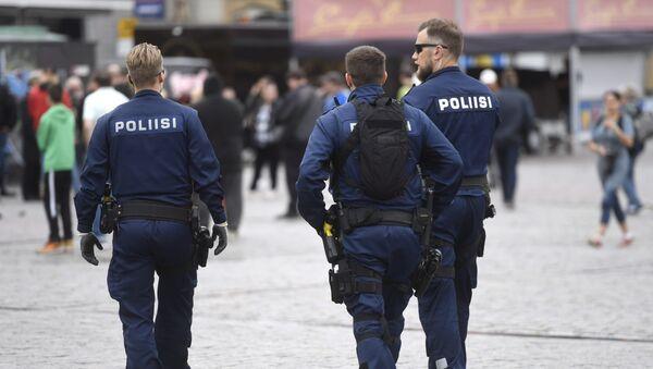 Police finlandaise - Sputnik France