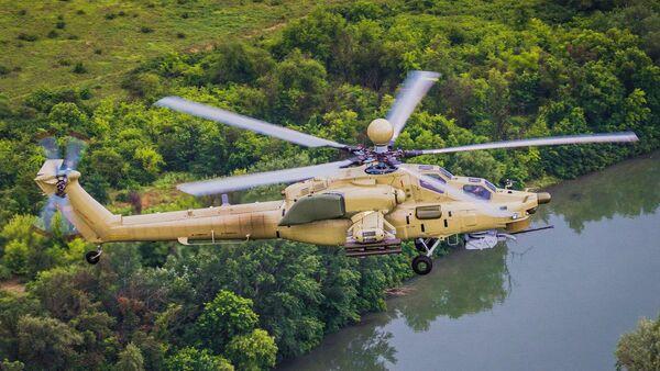 Mi-28 - Sputnik France