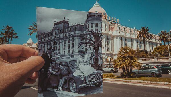 Une fenêtre sur le passé: des photos historiques des villes du monde - Sputnik France