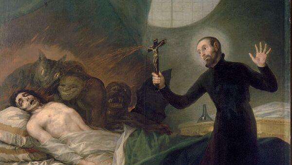 Exorcisme - Sputnik France