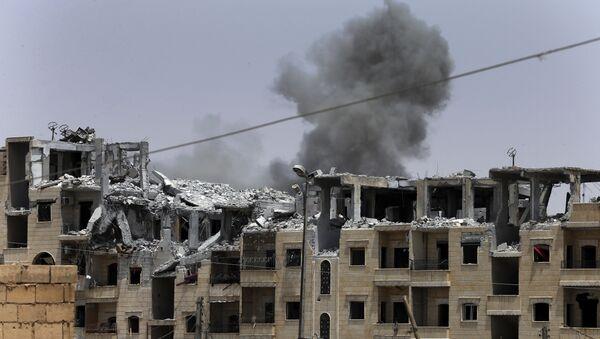 Raqqa (archives) - Sputnik France
