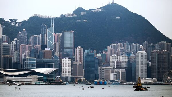 Hong Kong - Sputnik France