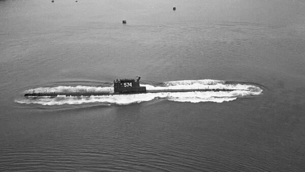 un sous-marin soviétique - Sputnik France