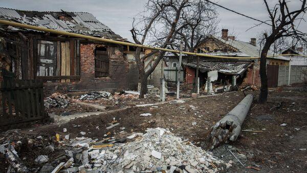 Donetsk region - Sputnik France