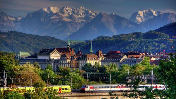 Suisse - Sputnik France