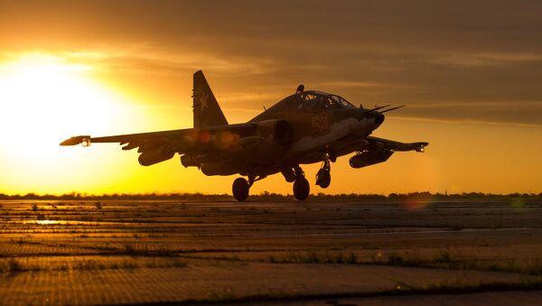 Un Su-25SM3 - Sputnik France