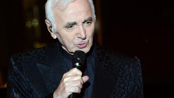 Charles Aznavour - Sputnik France