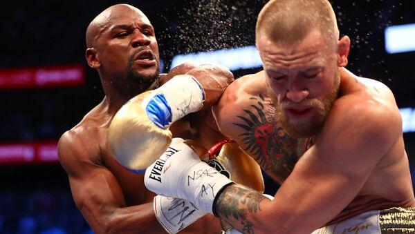 Mega-Kampf: Mayweather vs McGregor - Sputnik France