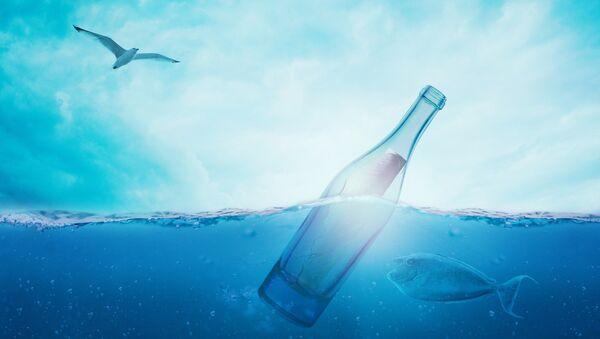 Une bouteille dans la mer - Sputnik France