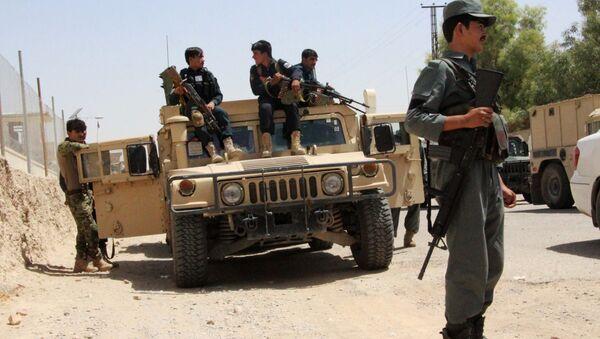 Le Helmand, une région du sud de l'Afghanistan - Sputnik France