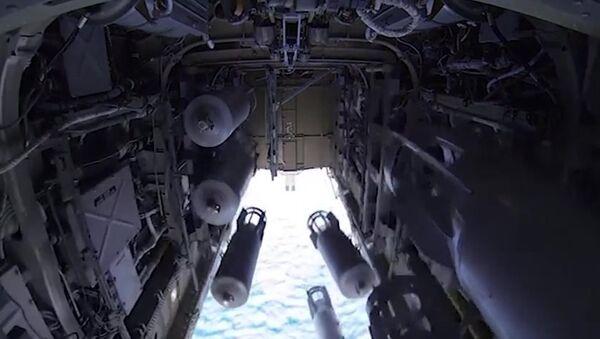 Forces aérospatiales russees en Syrie - Sputnik France