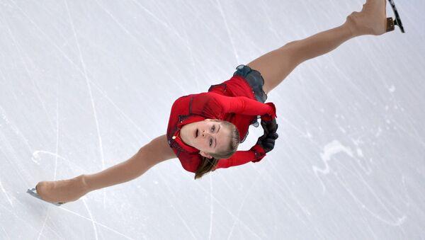 Олимпиада 2014. Фигурное катание. Команды. Женщины. Произвольная программа - Sputnik France