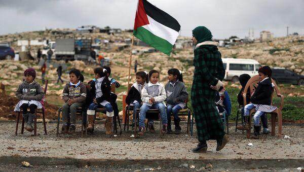 Écoles palestiniennes - Sputnik France