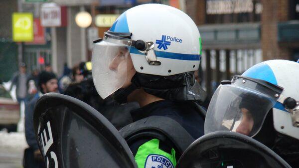 Montreal police - Sputnik France