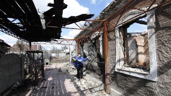 Donbass - Sputnik France
