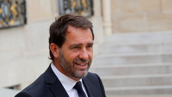 Christophe Castaner - Sputnik France