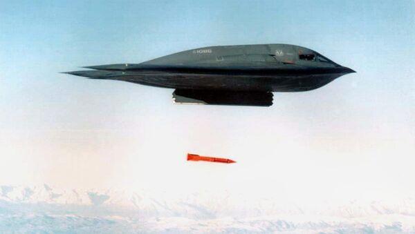 Les bombes nucléaires US modifiées pousseront-elles comme des champignons en Europe? - Sputnik France
