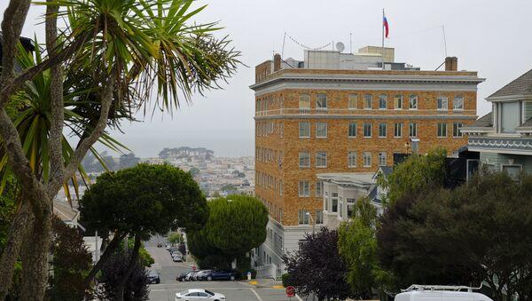 Le consulat russe de San-Francisco - Sputnik France