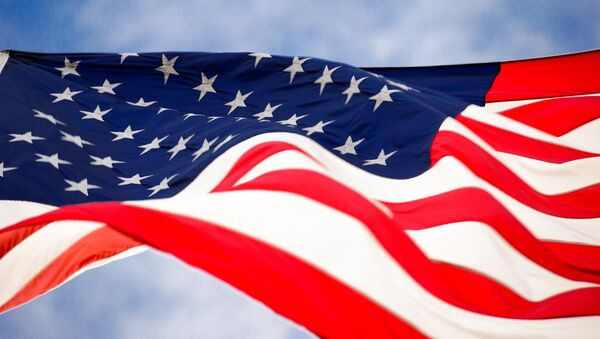 La bandera de EEUU - Sputnik France