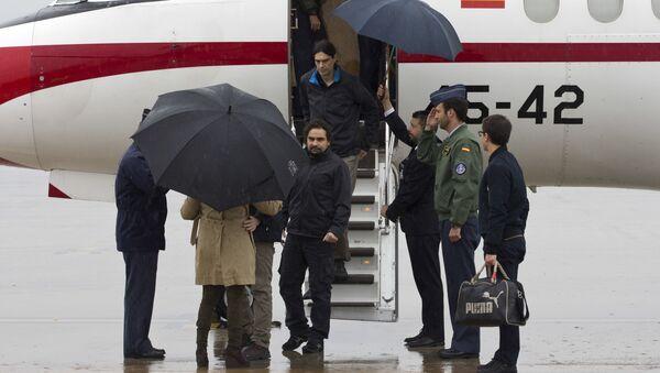Manuel Angel Sastre, journaliste espagnol - Sputnik France