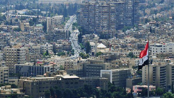 Situation in Damaskus - Sputnik France