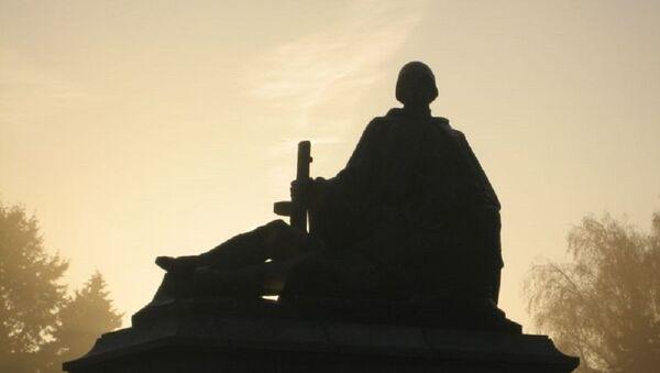 Soviet Soldier Monument, Warsaw, Poland - Sputnik France