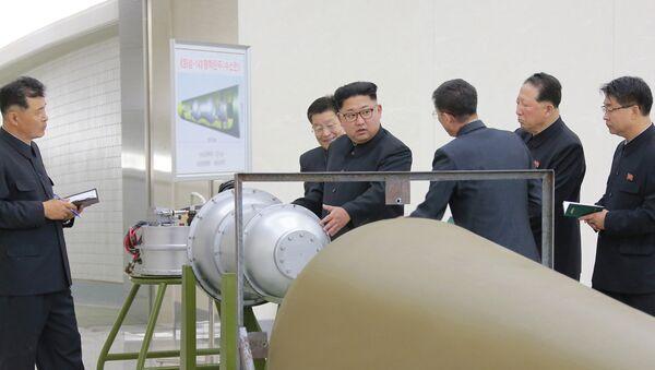 Kim Jong Un - Sputnik France
