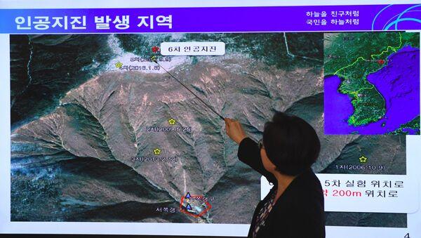 Vue de la Corée du Nord - Sputnik France