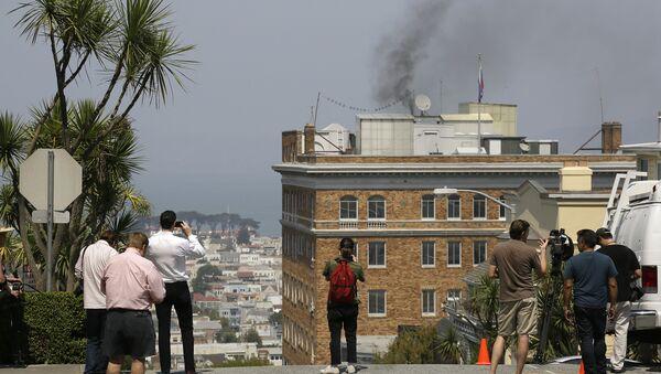 Consulat russe à San Francisco - Sputnik France
