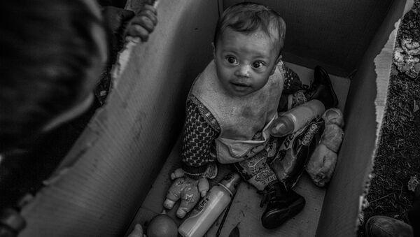 La photo d'Anna Pantelia présentée au Concours photo international Andreï Stenine - Sputnik France