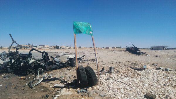 Die Lage in der syrischen Stadt Akerbat - Sputnik France