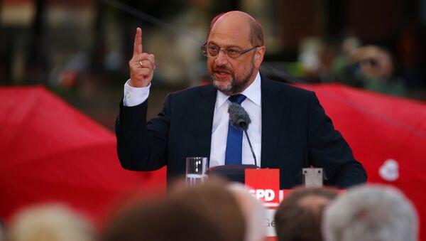 Martin Schulz - Sputnik France