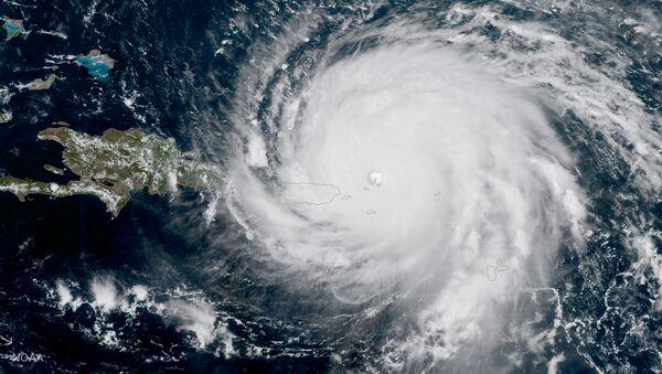 L'ouragan Irma - Sputnik France