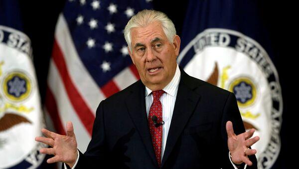 Les USA chercheront une solution à la crise nord-coréenne jusqu'aux premières bombes - Sputnik France