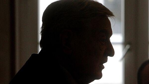 George Soros de la Fundación Soros - Sputnik France